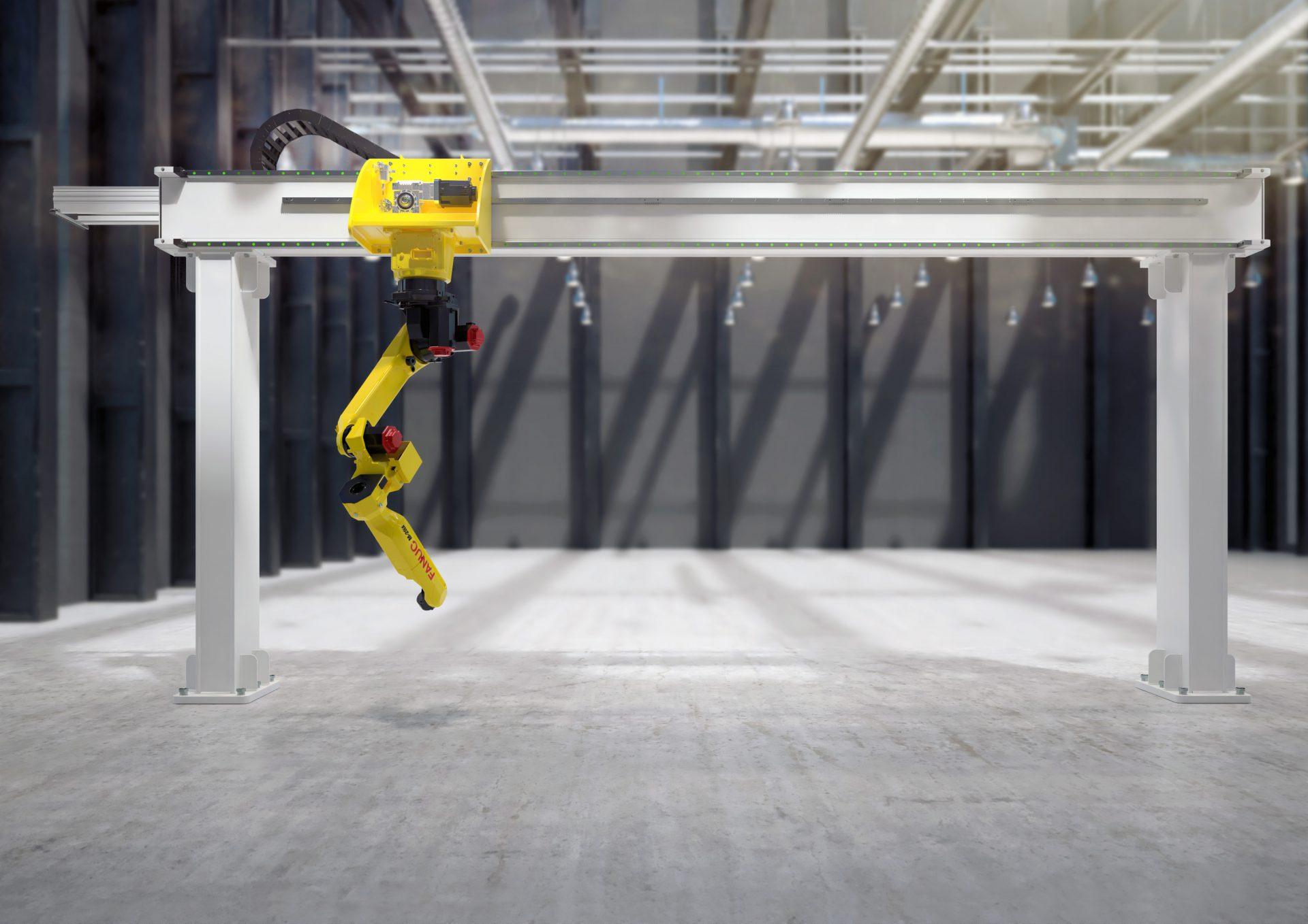 robottrack at35-c