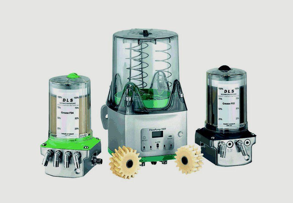 DLS lubrication system