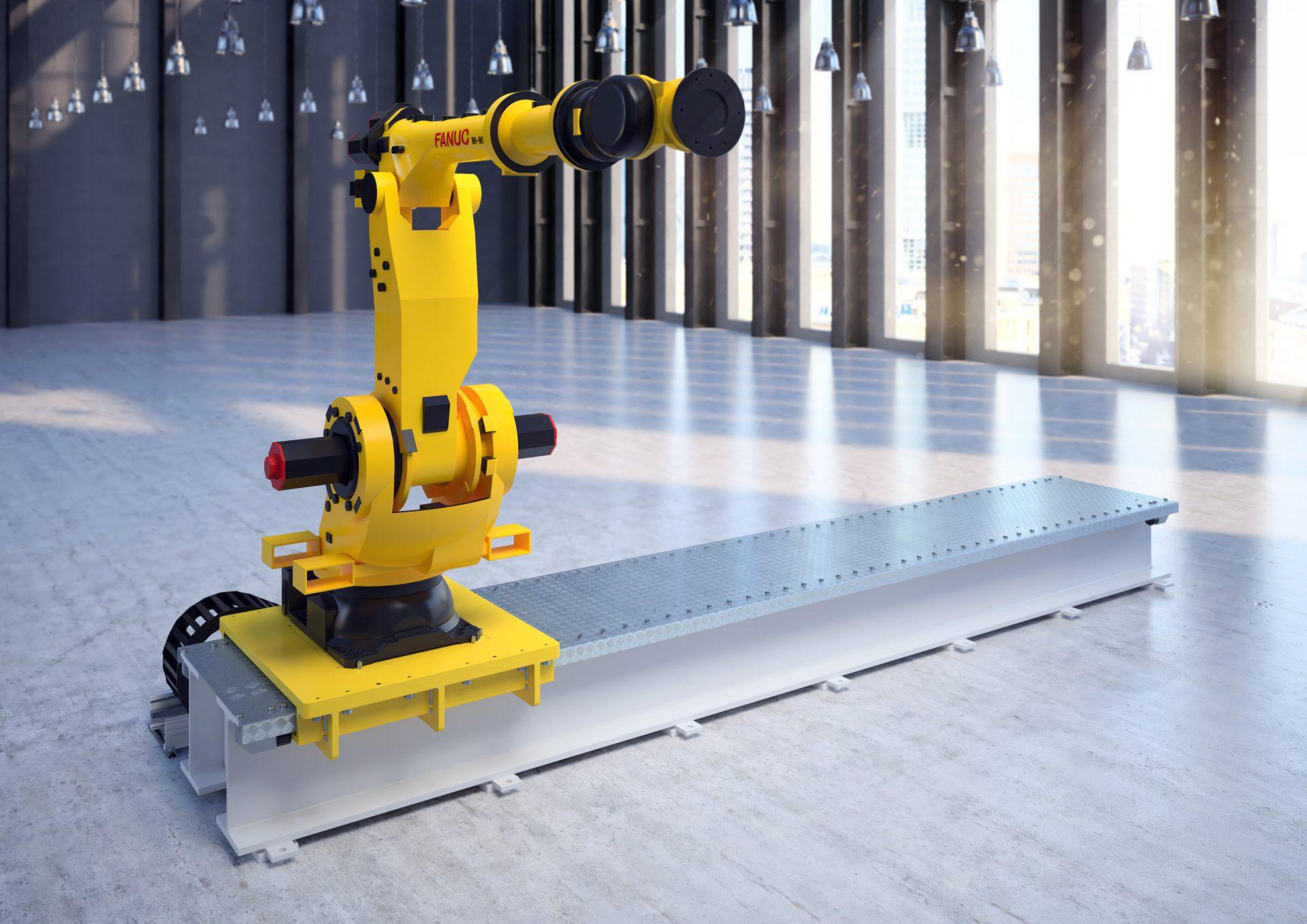 robottrack ft55-co