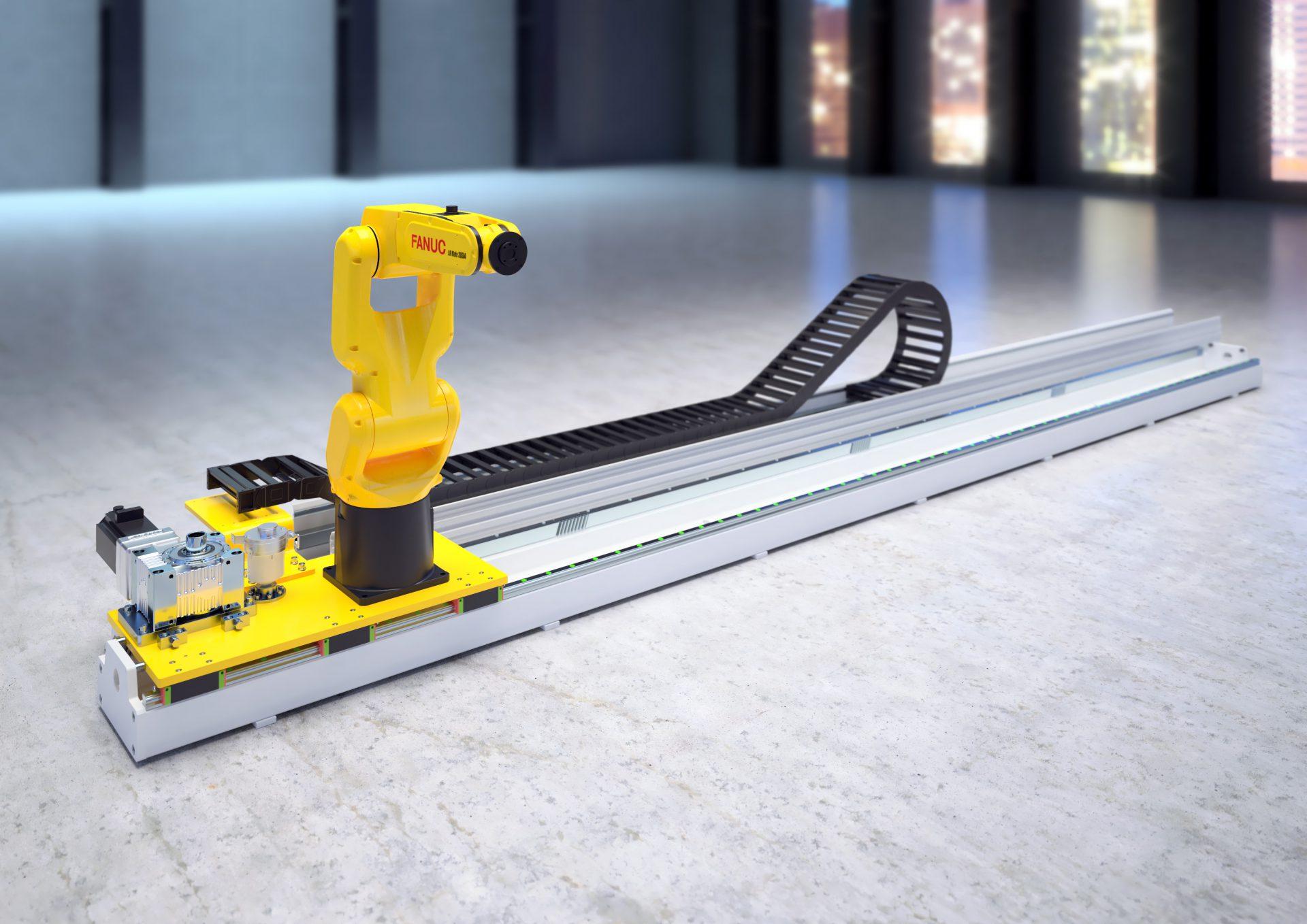 robottrack UT25