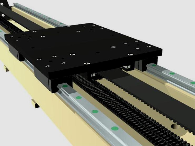 Vansichen KK-linear modules
