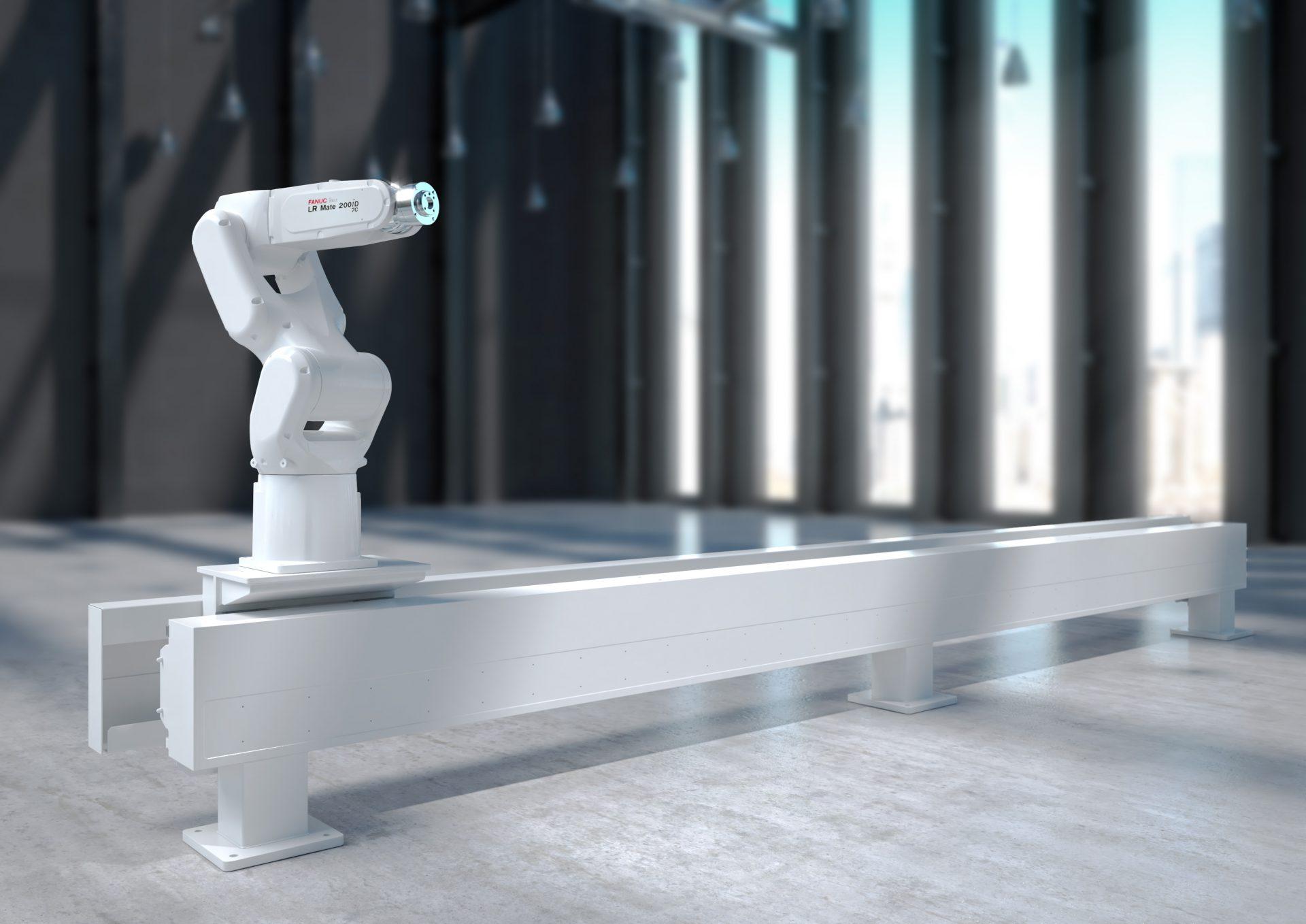 cleanroom iso6 robottrack