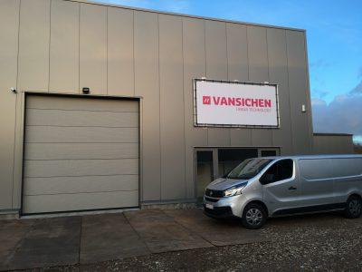warehouse vansichen