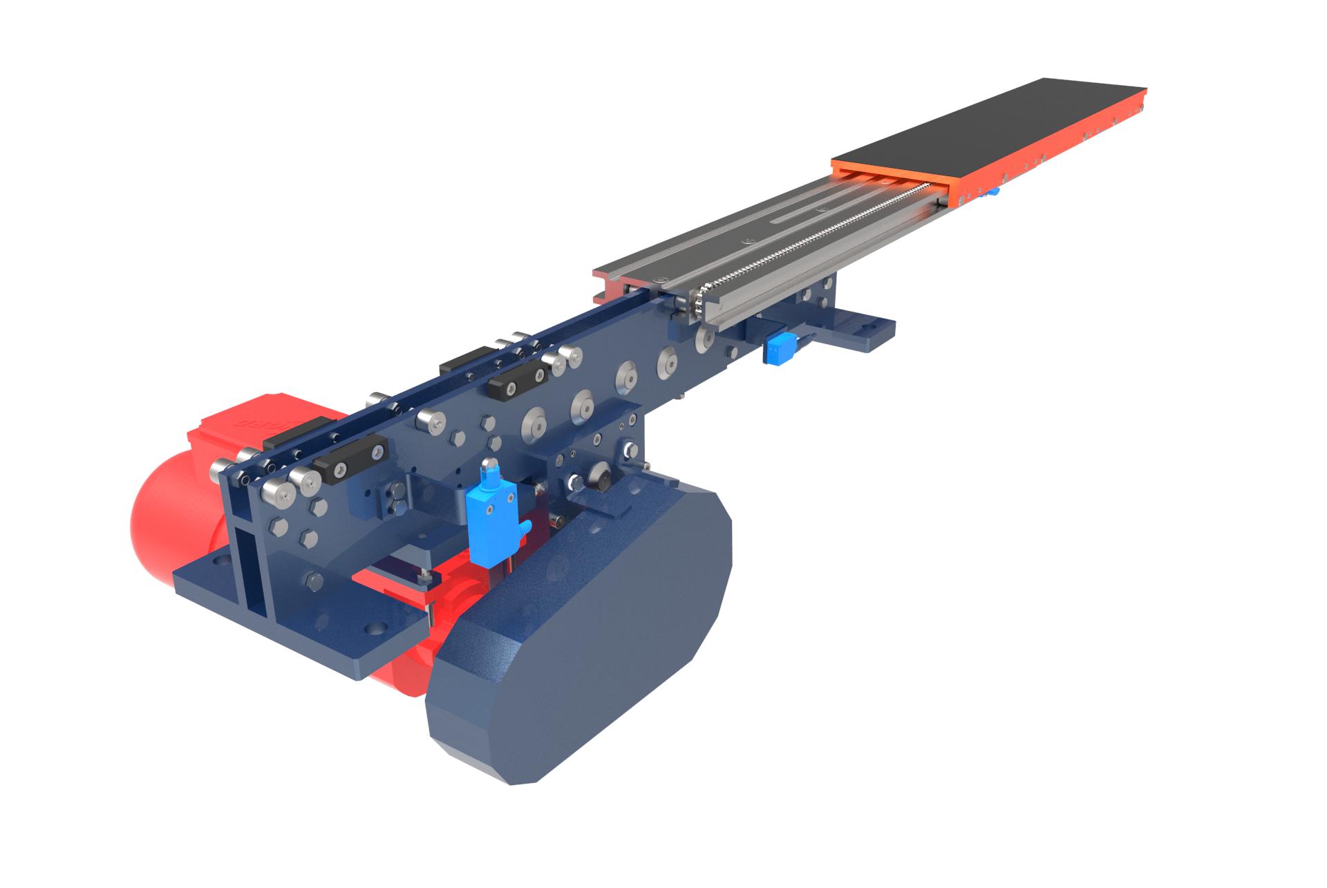 LHD telescopische vork - ares