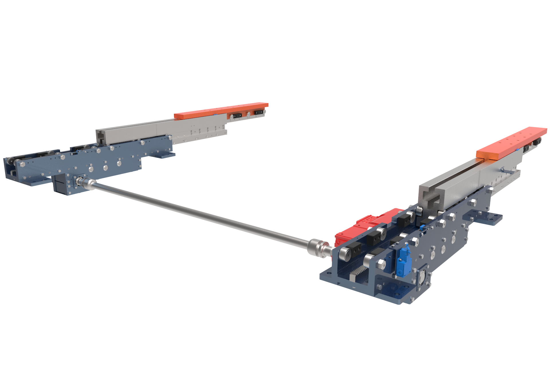 LHD telescopische vork - athena