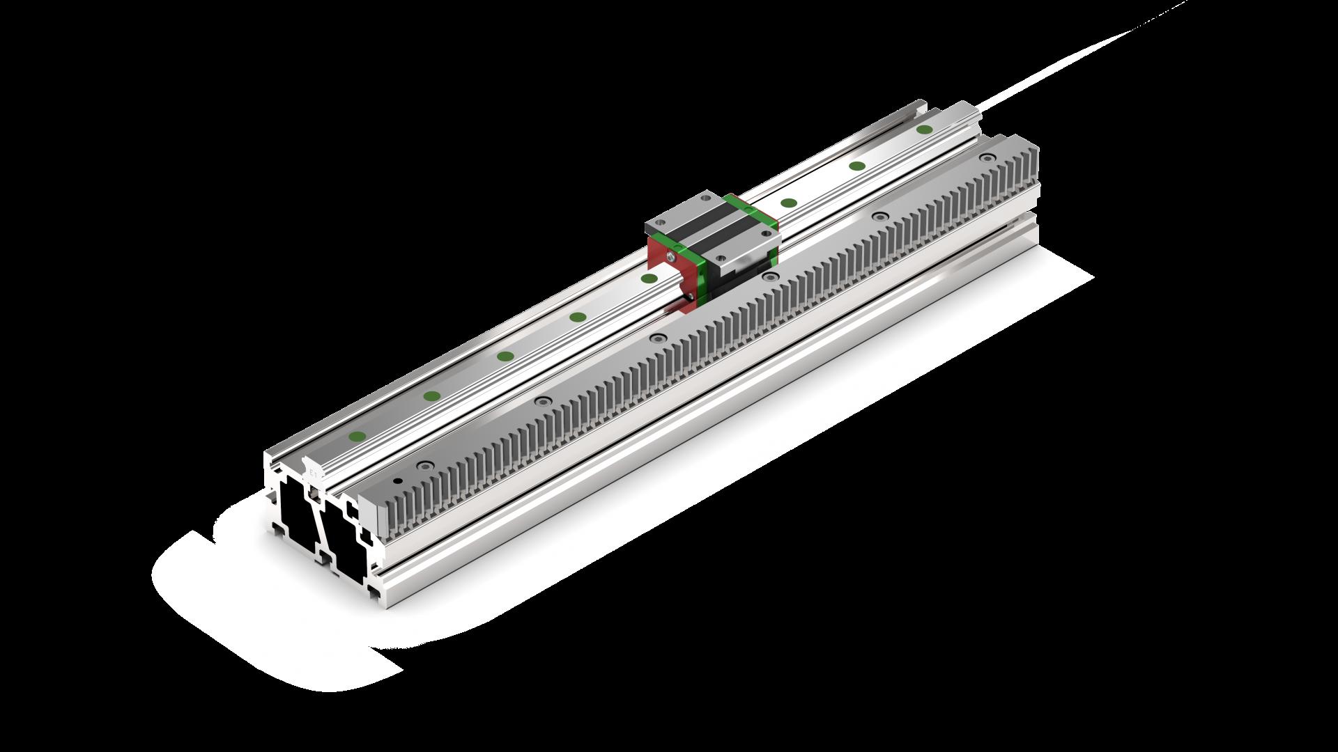 profilé système en aluminium vansichen