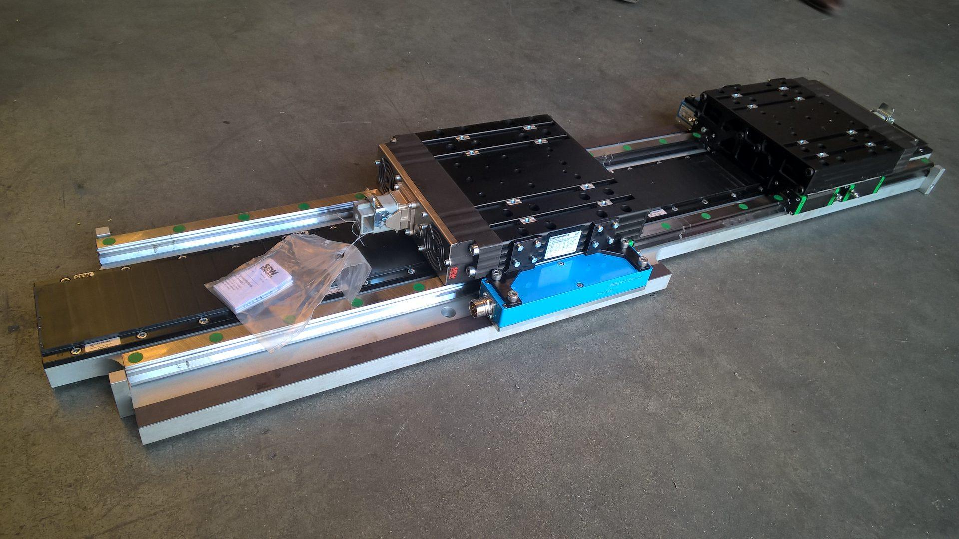 Linear modules